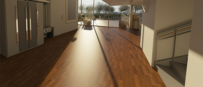 The choice of material for floor covering is affected by factors