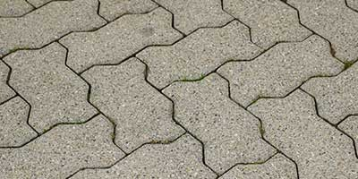 Create pavements that have appearance of brick pavements