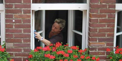 Many window cleaning businesses are claiming