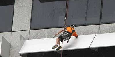 Midrise/High Window Cleaning
